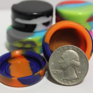 Silicone Concentrate Container- Small