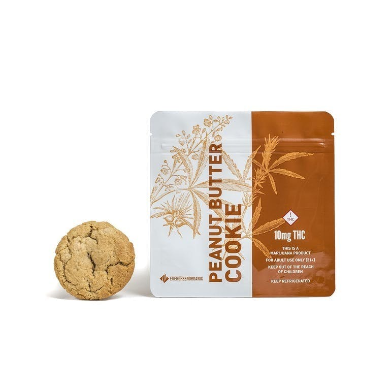 Single Peanut Butter Cookie (H) | Evergreen Organix