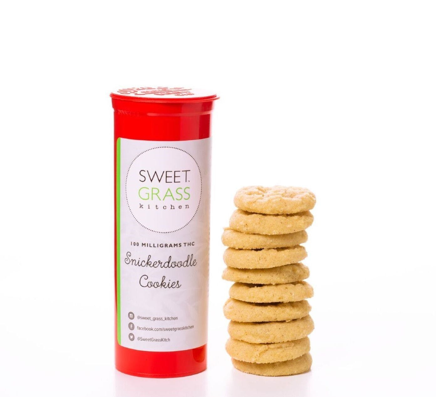 Snickerdoodle Cookie 100mg