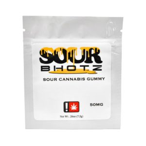 Sour Bhotz 50mg