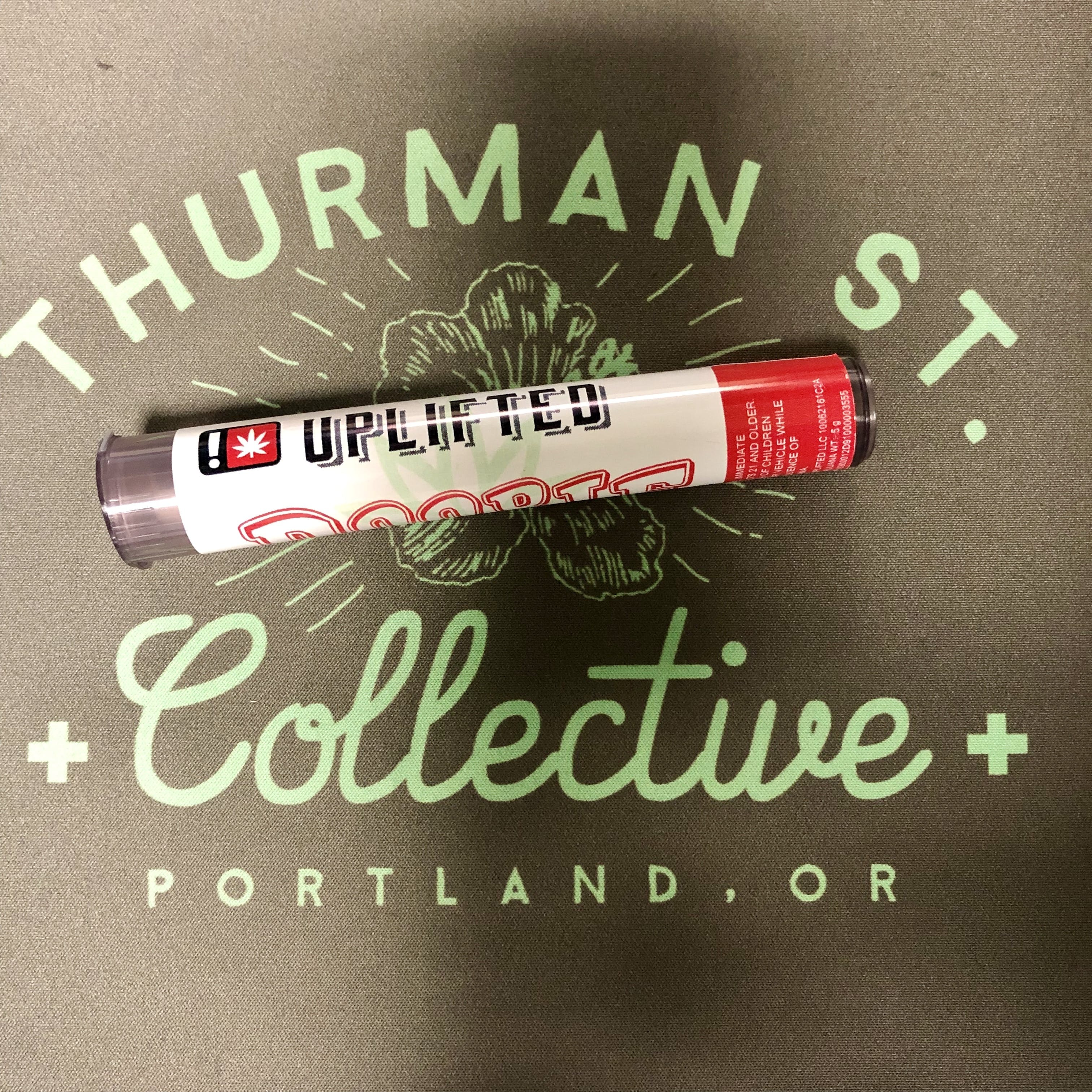 Uplifted: Pre Roll 1 G - Sour Sunset