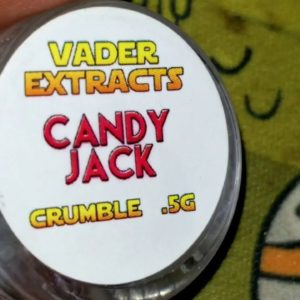 VADER EXTRACTS CANDY JACK CRUMBLE