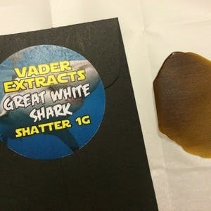 Vader Extracts Trim Run Shatter