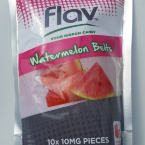 Watermelon Belts 100mg by Phat Panda