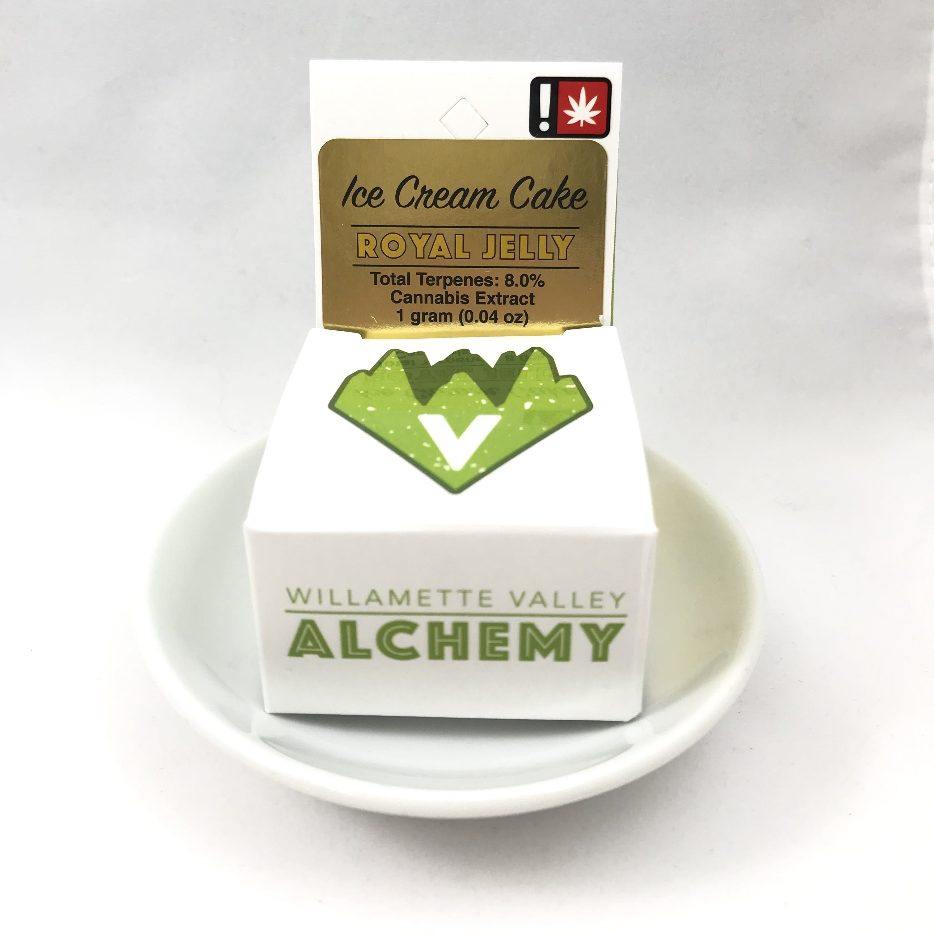 WILLAMETTE VALLEY ALCHEMY- Ice Cream Cake Royal Jelly