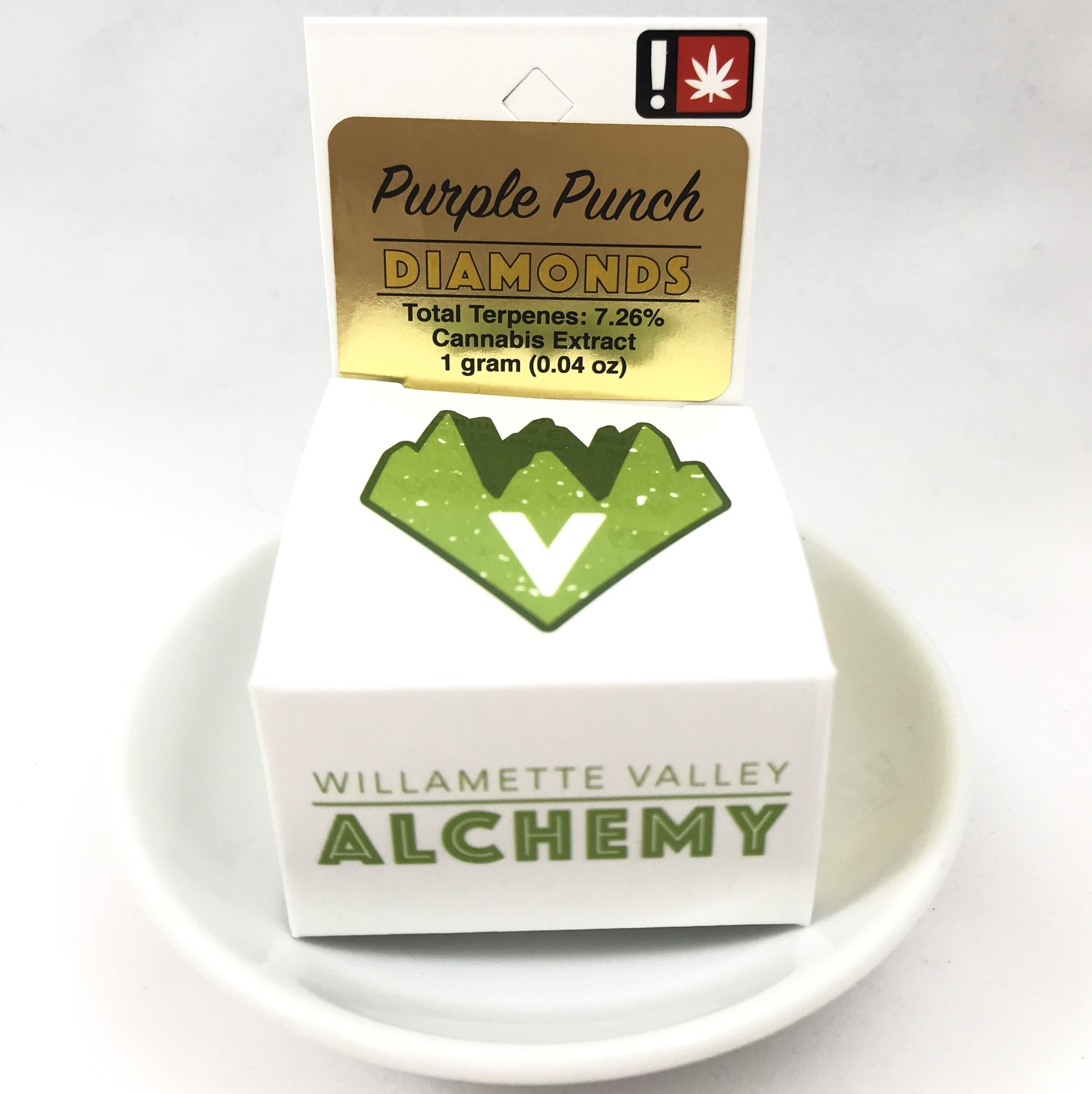 WILLAMETTE VALLEY ALCHEMY- Purple Punch Diamonds