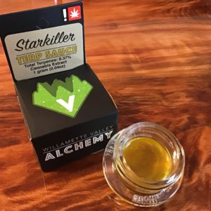Willamette Valley Alchemy - Starkiller Live Resin by Dog House