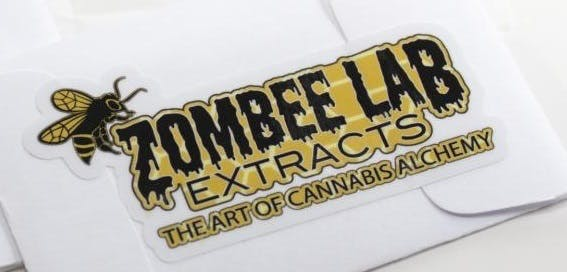 ZOMBIE LABS LIVE RESIN SAUCE / CAKE BATTER