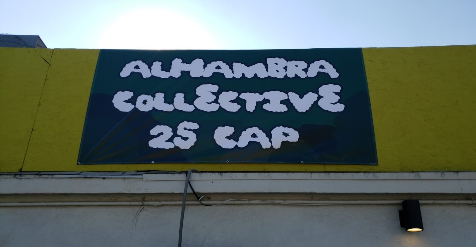 Alhambra Collective 25 Cap - Medical Marijuana Doctors - Cannabizme.com