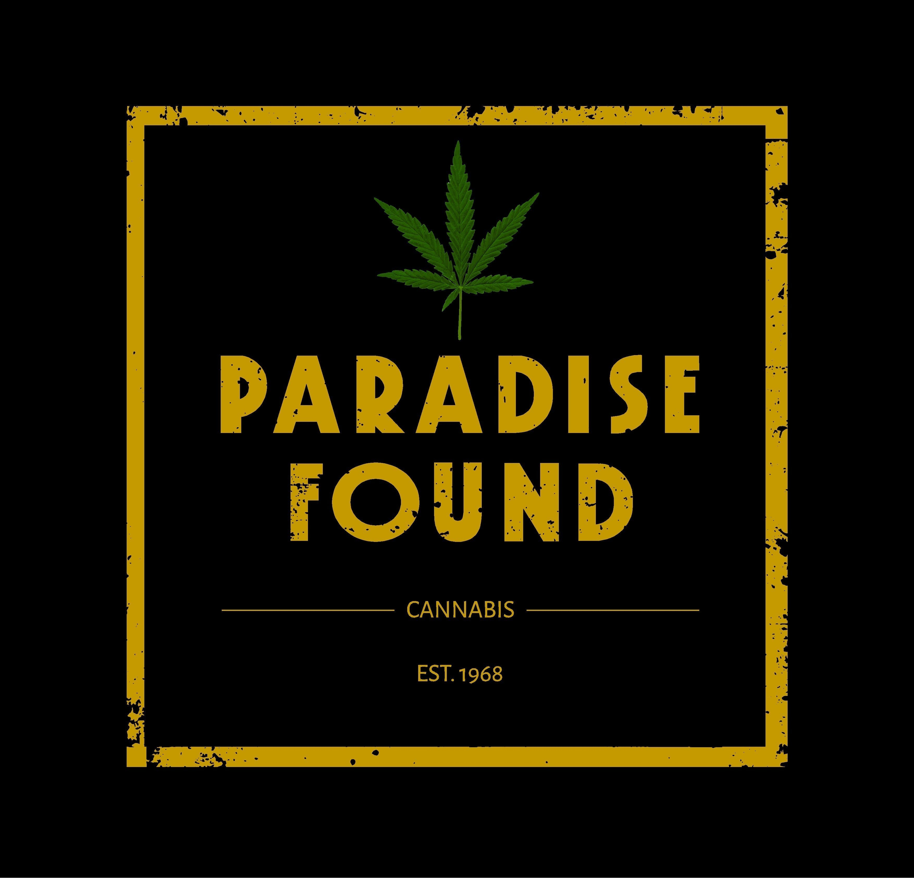 Paradise Found - Medical Marijuana Doctors - Cannabizme.com